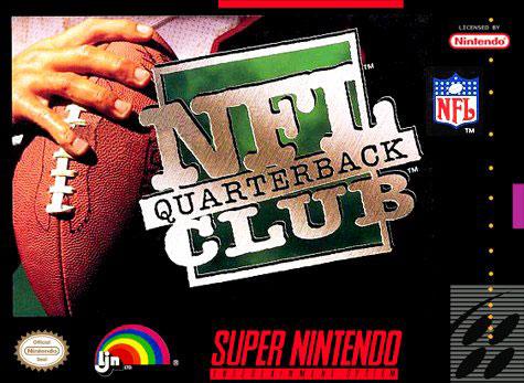 Carátula del juego NFL Quarterback Club (Snes)