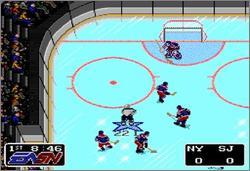 Imagen de la descarga de NHLPA Hockey 93