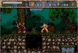 Pantallazo del juego online No Escape (Snes)