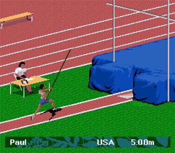 Pantallazo del juego online Olympic Summer Games (Snes)