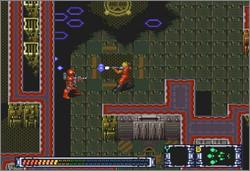Pantallazo del juego online Operation Logic Bomb (Snes)