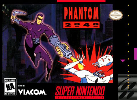 Portada de la descarga de Phantom 2040