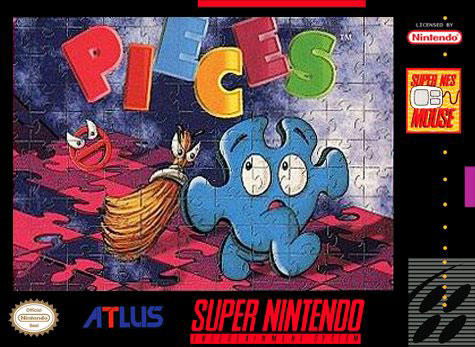 Portada de la descarga de Pieces