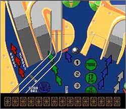 Pantallazo del juego online Pinball Dreams (Snes)
