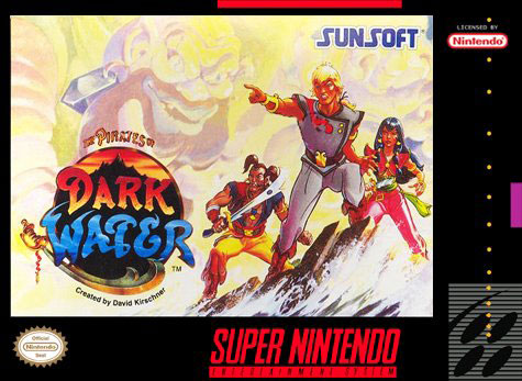Portada de la descarga de Pirates of Dark Water