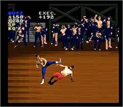 Pantallazo del juego online Pit-Fighter (Snes)
