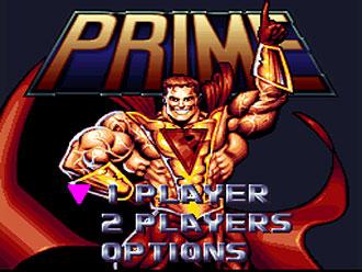 Juego online Ultraverse Prime (SNES)