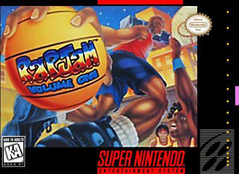 Carátula del juego RapJam Volume One (Snes)