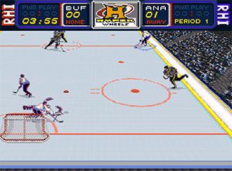 Imagen de la descarga de RHI Roller Hockey '95