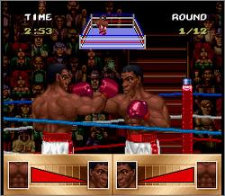 Imagen de la descarga de Riddick Bowe Boxing