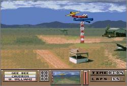 Pantallazo del juego online The Rocketeer (Snes)