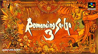 Juego online Romancing SaGa 3 (SNES)