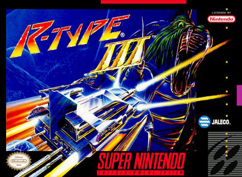 Carátula del juego R-Type III The Third Lightning (Snes)