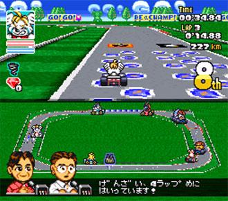 Imagen de la descarga de SD F1 Grand Prix