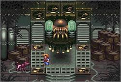 Pantallazo del juego online Secret of Evermore (Castellano) (Snes)