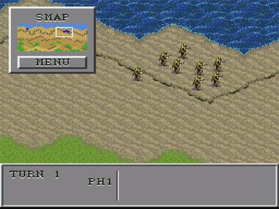 Imagen de la descarga de Sgt. Saunders' Combat!