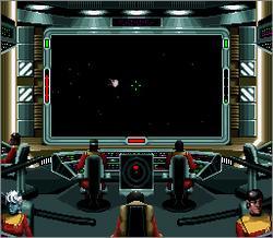 Pantallazo del juego online Star Trek Starfleet Academy (Snes)