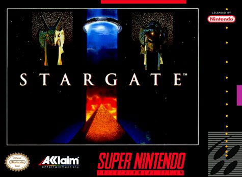 Portada de la descarga de Stargate