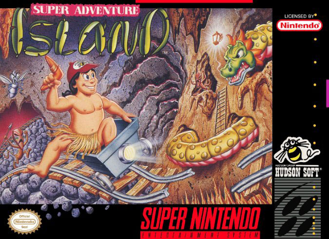 Portada de la descarga de Super Adventure Island