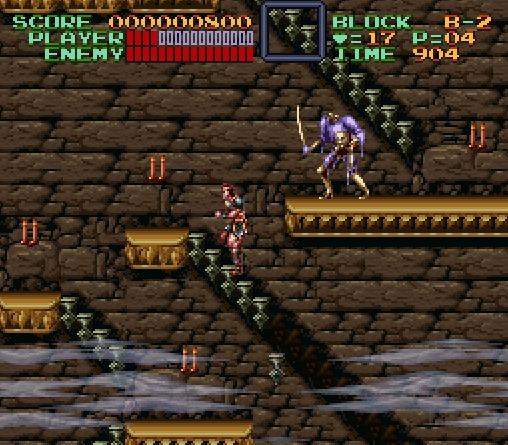 Imagen de la descarga de Super Castlevania IV