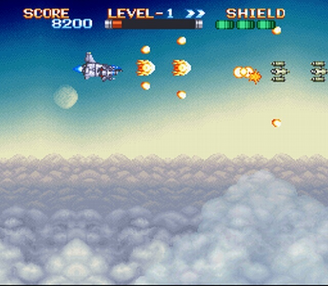 Pantallazo del juego online Super Earth Defense Force (Snes)