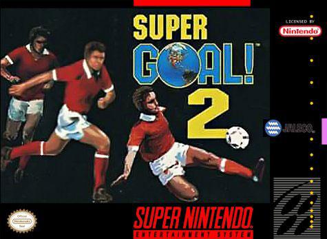 Portada de la descarga de Super Goal 2