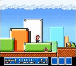 Imagen de la descarga de Super Mario All-Stars y Super Mario World