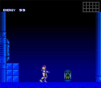 Pantallazo del juego online Super Metroid (Snes)