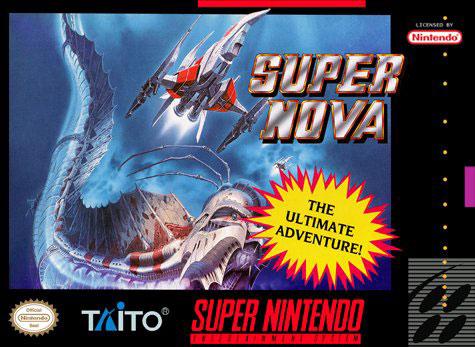 Portada de la descarga de Super Nova