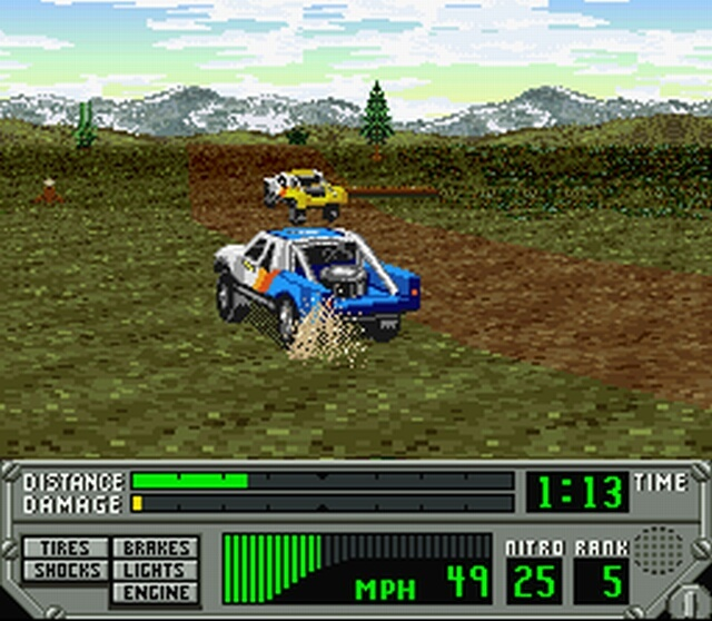Imagen de la descarga de Super Off-Road: The Baja
