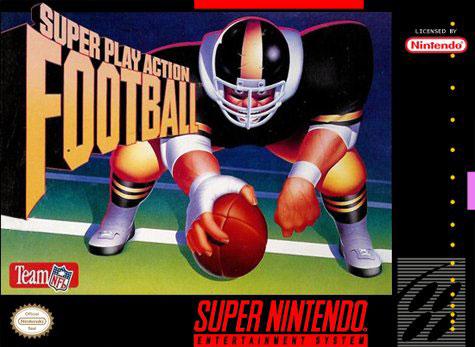 Portada de la descarga de Super Play Action Football