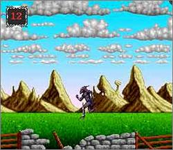 Pantallazo del juego online Super Shadow of the Beast (Snes)