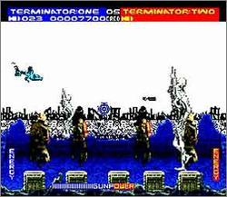 Imagen de la descarga de T2: The Arcade Game
