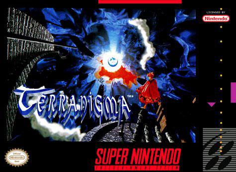 Carátula del juego Terranigma (Castellano) (Snes)