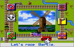Pantallazo del juego online Thomas the Tank Engine & Friends (Snes)