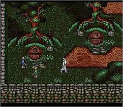Pantallazo del juego online JRR Tolkien's The Lord of the Rings - Volume 1 (Snes)