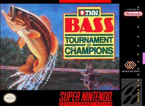 Portada de la descarga de TNN Bass Tournament of Champions