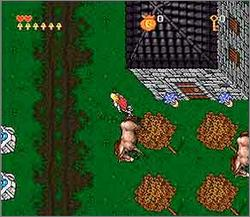 Pantallazo del juego online Ultima VII The Black Gate (Snes)