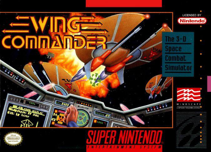 Portada de la descarga de Wing Commander