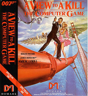 Juego online 007: A View to a Kill (Spectrum)