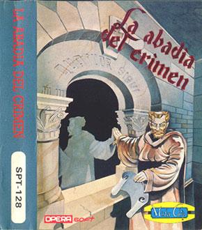Juego online La Abadia del Crimen (Spectrum)