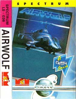 Juego online Airwolf (Spectrum)