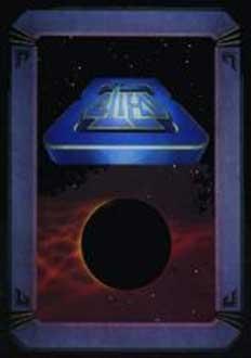 Carátula del juego Alien 8 (Spectrum)