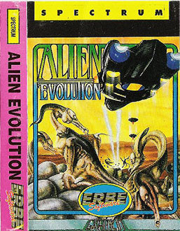 Juego online Alien Evolution (Spectrum)