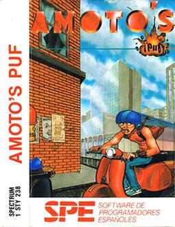 Juego online Amoto's Puf (Spectrum)