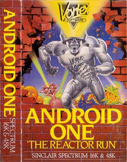 Juego online Android 1: The Reactor Run (Spectrum)