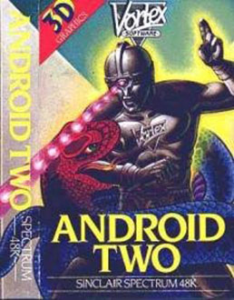 Carátula del juego Android 2 (Spectrum)
