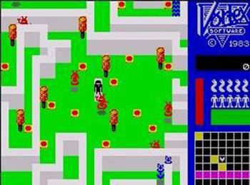 Pantallazo del juego online Android 2 (Spectrum)