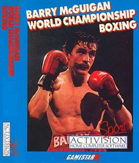 Juego online Barry McGuigan World Championship Boxing (Spectrum)