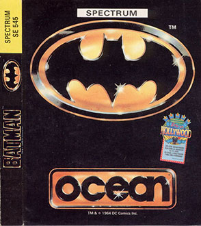 Juego online Batman - The Movie (Spectrum)